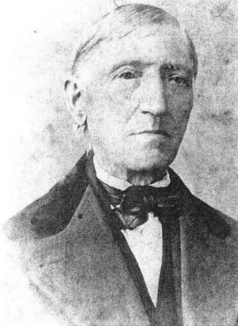 1870c. Stanley's grandfather, Adam Miller (Johann Adam Mueller) (1813-1885). Courtesy Jacqueline Garnier.