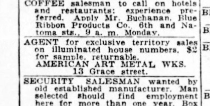 SF Examiner, 9 Apr 1933. Newspapers.com