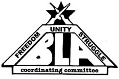 Black Liberation Army logo. Wikipedia.org