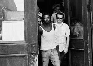 Herman Bell, when he was arrested in 1973.