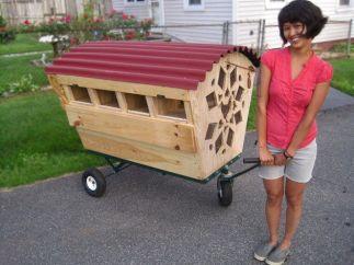 The Gypsy Chicken Wagon