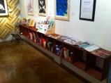 Retail Shelves for Telegraph Galery