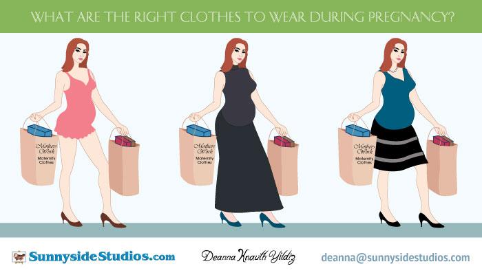 Maternity Women's Wear
