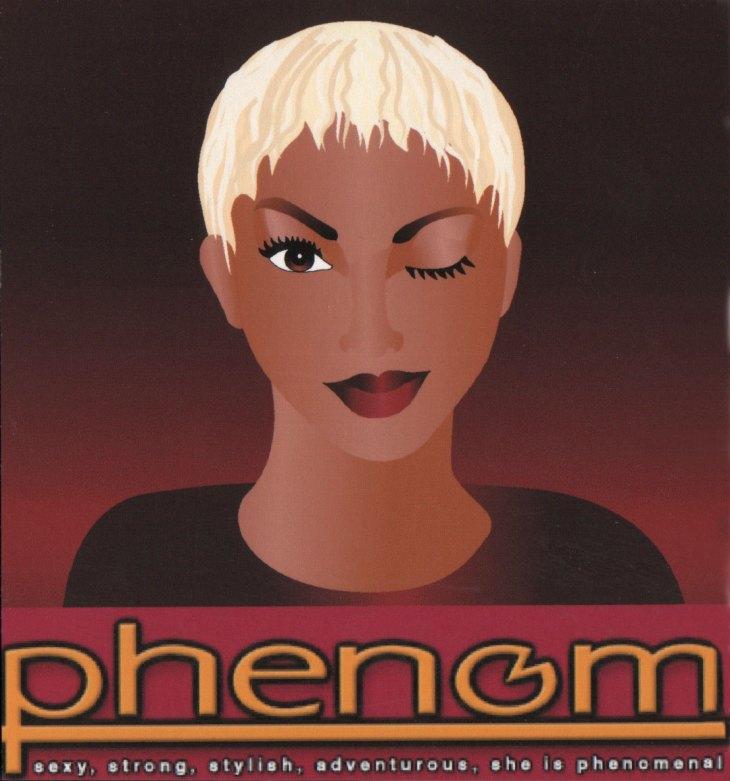 Graphic for Phenom Mag