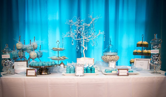 Dessert Tables For Weddings