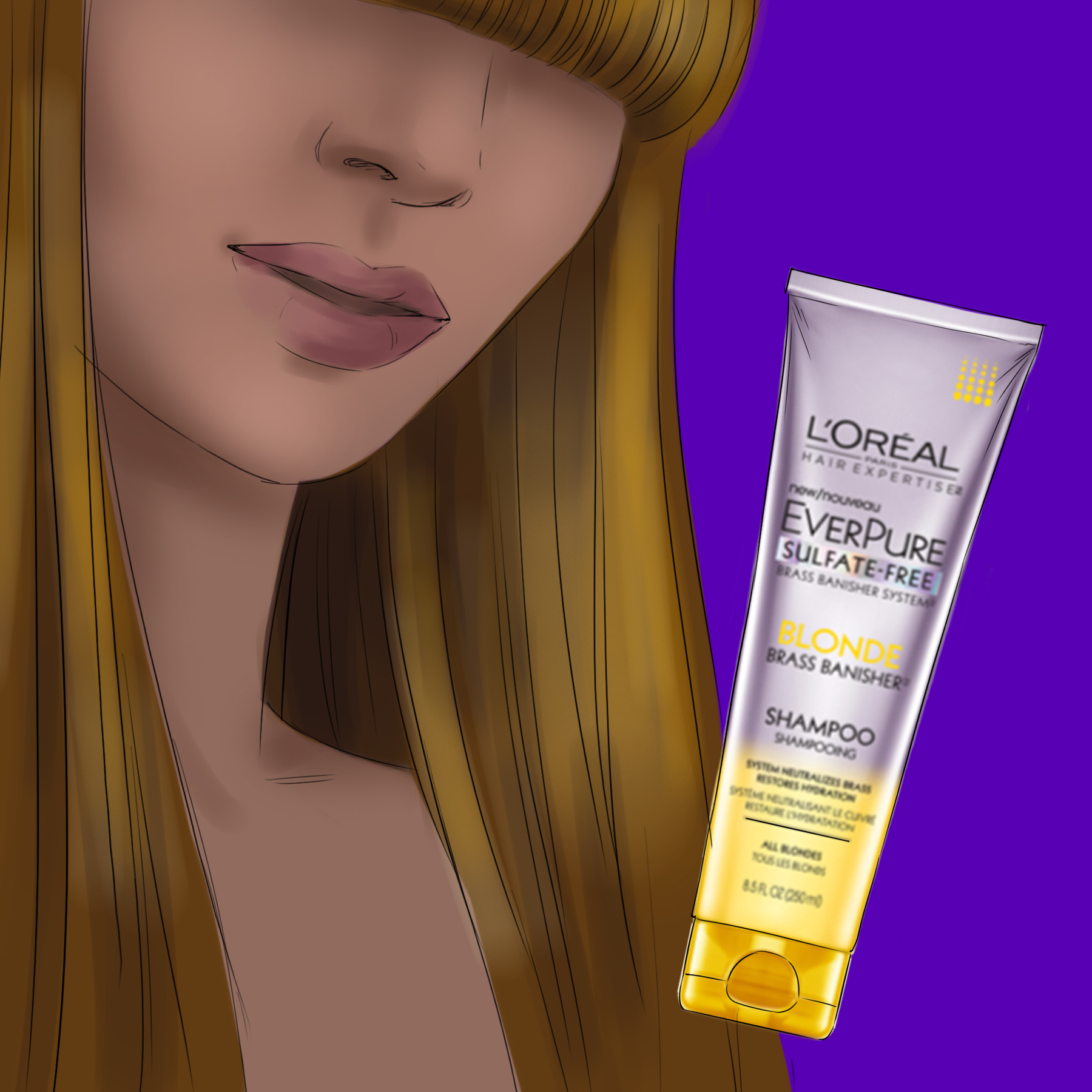 L'Oreal 4color