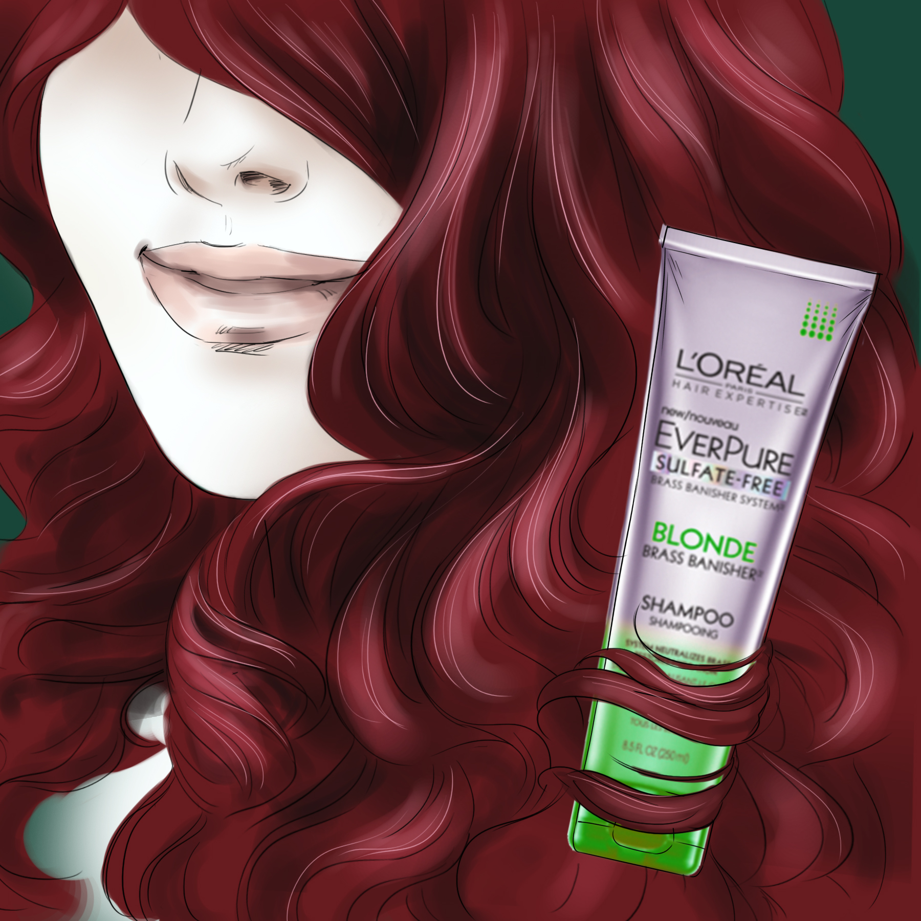 L'Oreal 9.2.color