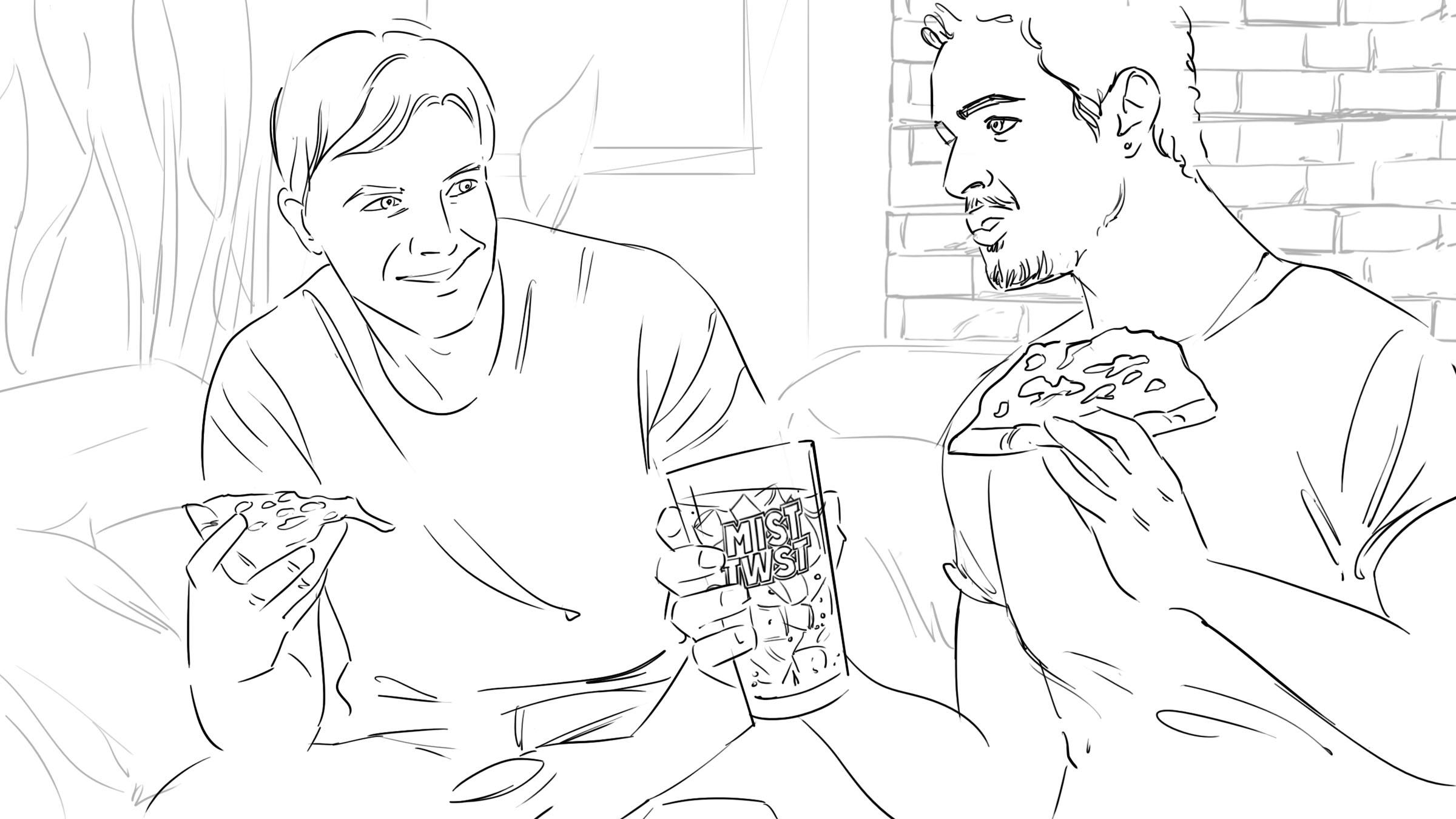 The Hangout Crew 1