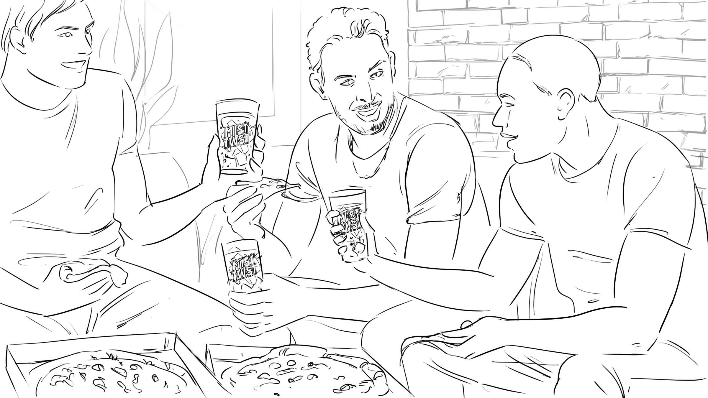 The Hangout Crew 3
