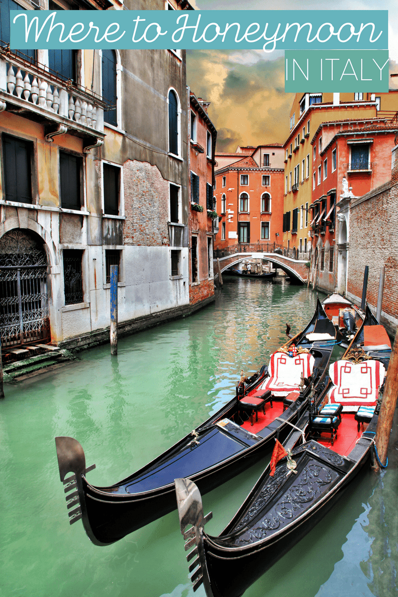 Eight Places To Visit During Your Honeymoon To Italy