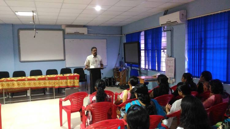 English Session at Sreepathy Institute of Management and Technology, http://simat.ac.in/