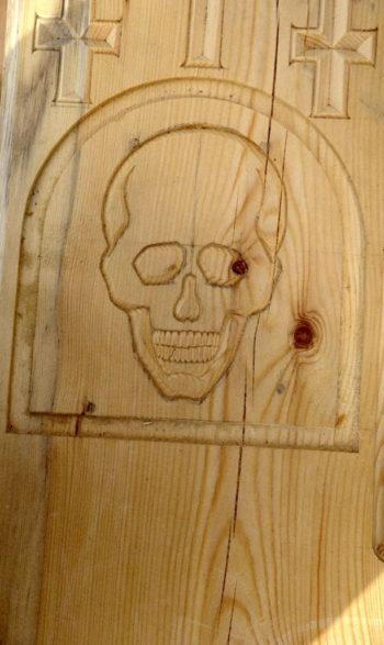 Фрагмент Анзерского креста.