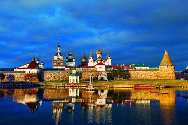 Возрожденный Спасо-Преображенский Соловецкий ставропигиальный мужской монастырь. Наше время