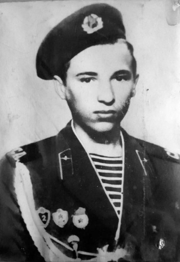 Николай Антоничев. Убиенный воин