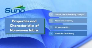 Properties and Characteristics of Nonwoven fabric