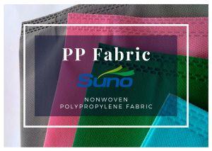 PP Fabric: Non woven Polypropylene Fabric