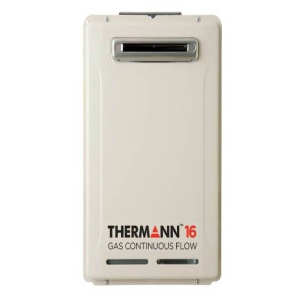 Thermann 6 Star Continuous Flow Hot Water System Fast Installation Sunshine Coast