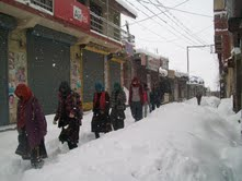 keylong snow
