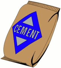 cement bag
