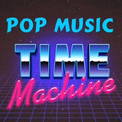 Pop Music Time Machine