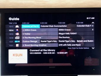 KSUN, KIDS-4 Channels Available On TDS TV