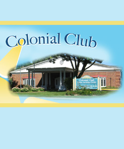 Colonial Club, Day for Seniors, Randy Hanzel