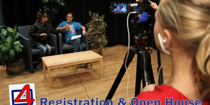 KIDS-4 Registration & Open House for 2019-2020