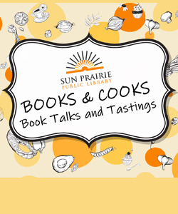 Books and Cooks: Book Talks and Tastings, Spiced