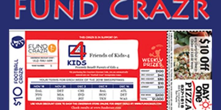 Fundcrazr Tickets Support KIDS-4