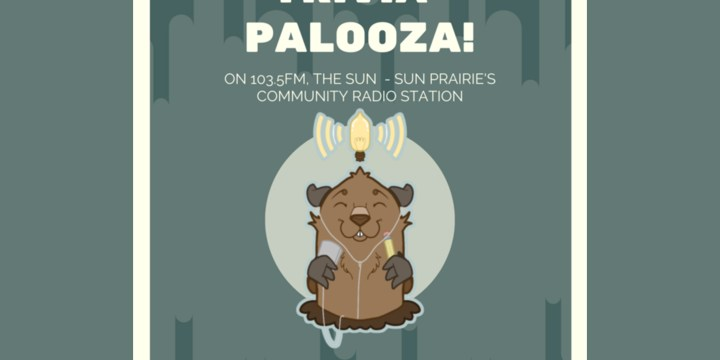 TRIVIA-PALOOZA ON 103.5FM THE SUN COMMUNITY RADIO, SEPTEMBER 26 & 27!