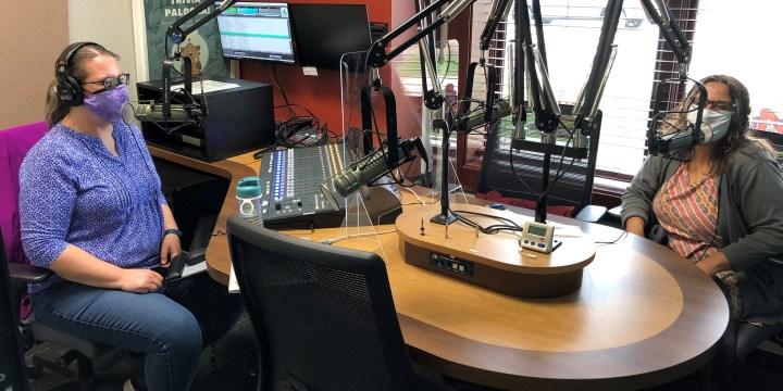 April Multicultural Fair Radio Reboot Features Centro Hispano's Evelyn Cruz