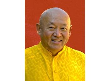 HH the Drikung Kyabgön Thrinley Lhundup