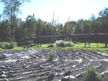 Lotus Labyrinth