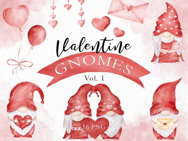 valentine-gnome-clipart