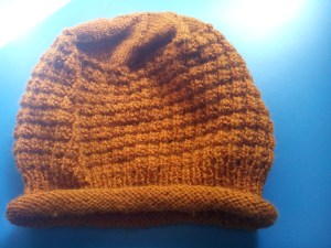 One more hat to my skills! :)