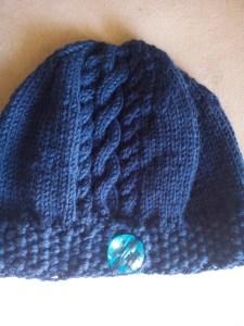 Little Elsa's hat