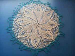 the bigger doily
