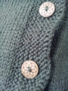 the buttons :)