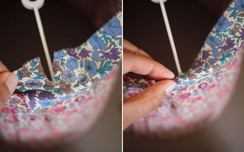 Loskuta Laced Laced Fabric.