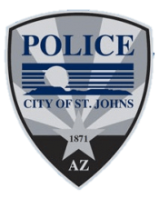 St. Johns, AZ Police Department Joins the RIMS Family