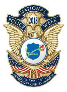 2018 National Police Week