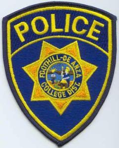 Foothill Deanza Police Department