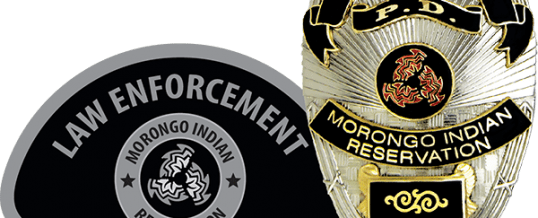 Morongo Band of Mission Indians Law Enforcement Live