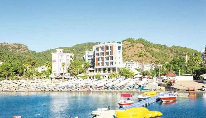 Sunrise Hotel Marmaris 4 Star