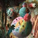 Random image: Eyeball Jog - Charlie Immer
