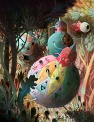 Eyeball Jog - Charlie Immer
