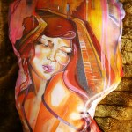 Random image: Comfy Art Mlle Toulouse - Sandra Chevrier
