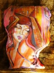 Comfy Art Mlle Toulouse - Sandra Chevrier