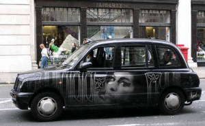Amy Winehouse Taxi - Husky Brown