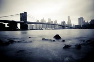 Guillaume Gaudet - High Tide - New York City